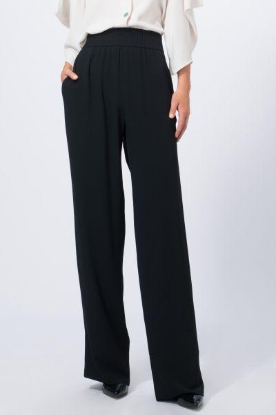 Pantalon noir Véronique Leroy