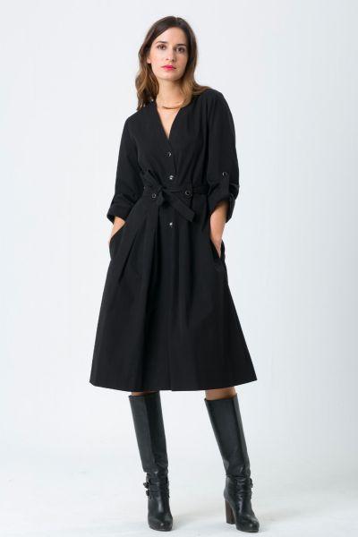 Robe noir Vanessa Seward