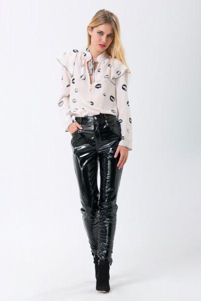 Pantalon noir Sonia Rykiel
