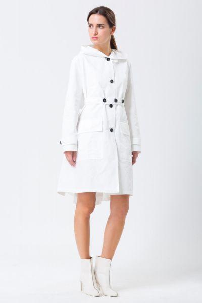 Manteaux blanc Jil Sander