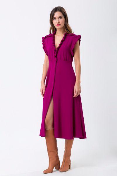 Robe violet Iro