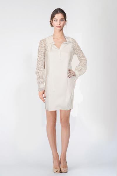 Robe blanc Elie Saab
