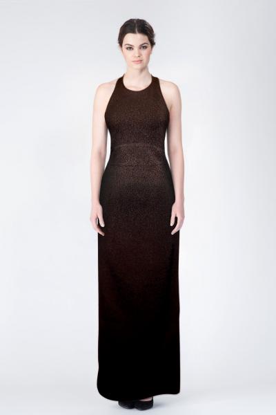 Robes longues noir Elie Saab