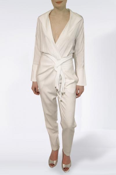 Combipantalons blanc Jay Ahr