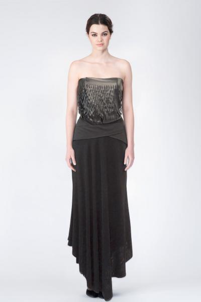 Robes longues noir Jay Ahr