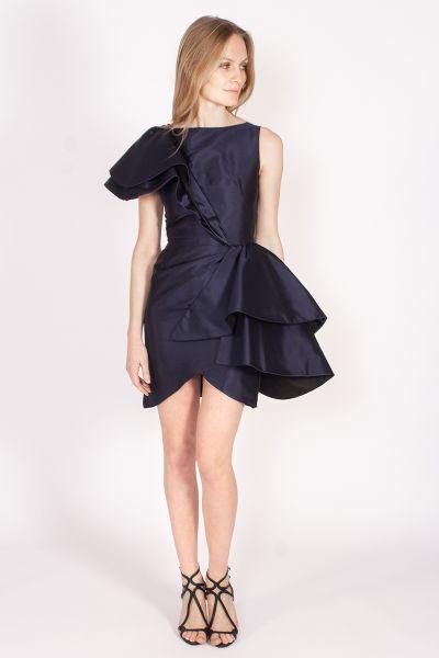 Robes bleu Lanvin