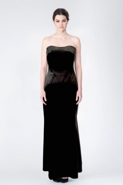 Robe longue noir Tara Jarmon