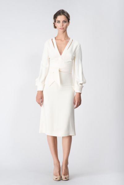 Robes blanc Givenchy