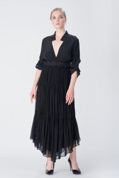 Robe noir Jay Ahr