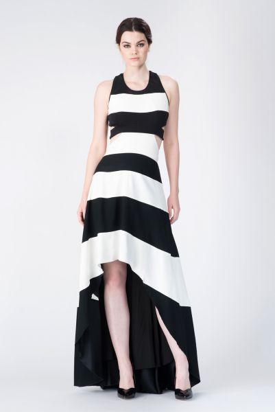 Robe longue imprimé Jay Ahr