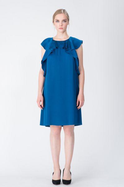 Robe bleu Lanvin