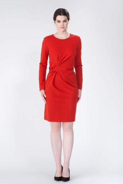 Robe rouge Lanvin