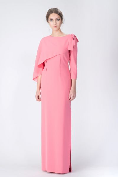 Robes longues rose Paule Ka