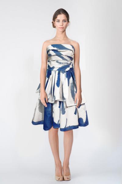 Robes bleu Ralph Lauren