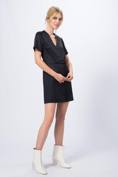 Robe noir Courrèges