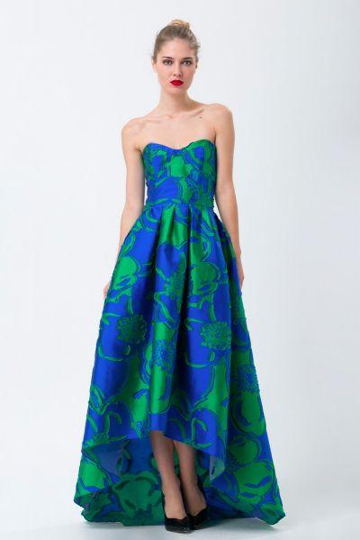 Robes longues bleu Paule Ka