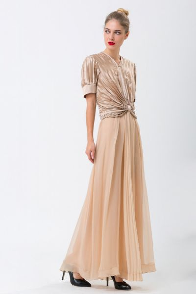 Robes longues rose Givenchy