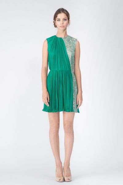 Robes vert Ungaro
