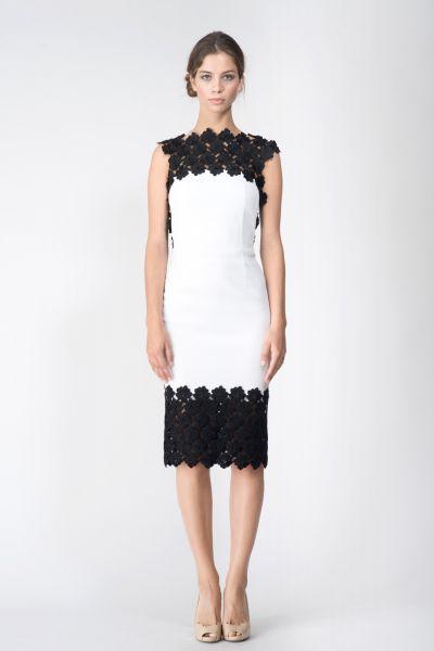 Robe blanc Ungaro