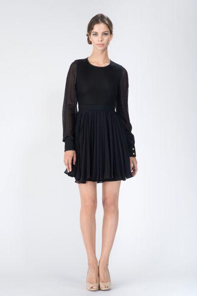 Robe noir Ungaro