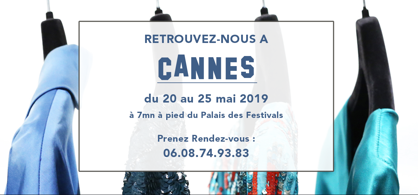 location robe - Cannes