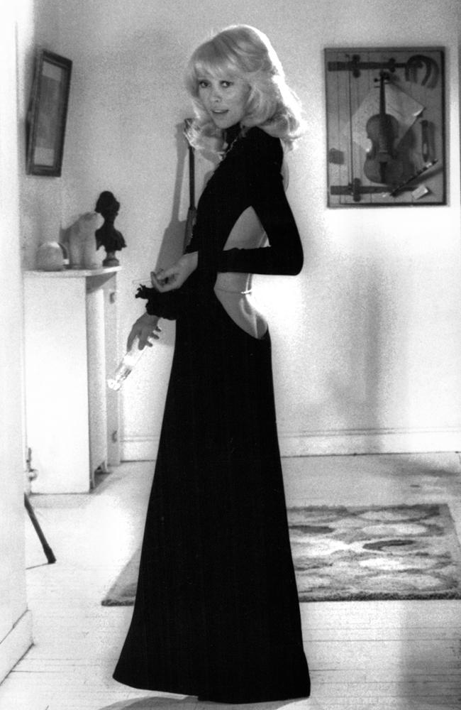 Mireille Darc Le Grand Blond