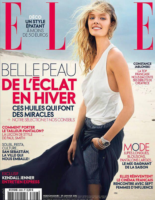 Magazine Elle n°3658