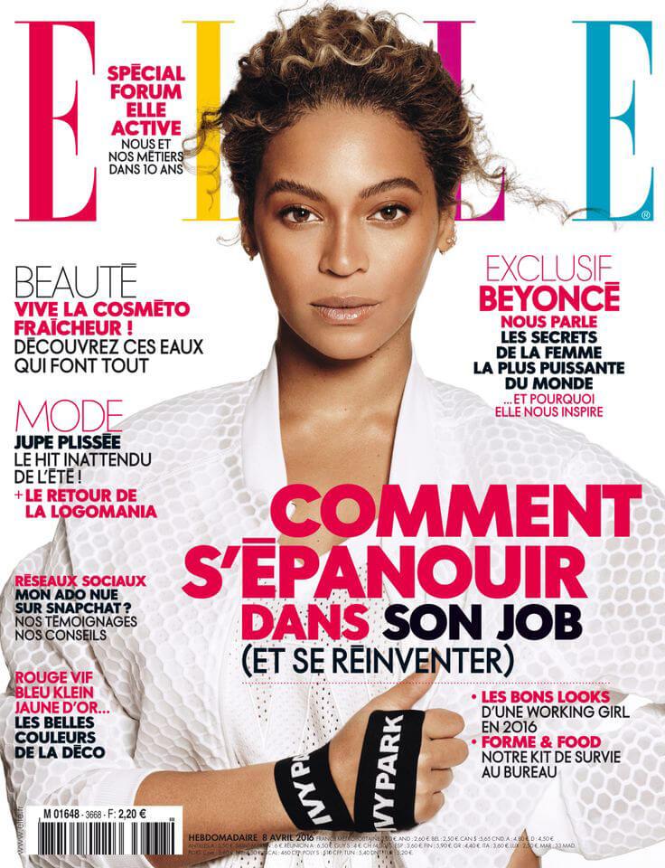 Magazine Elle n°3668