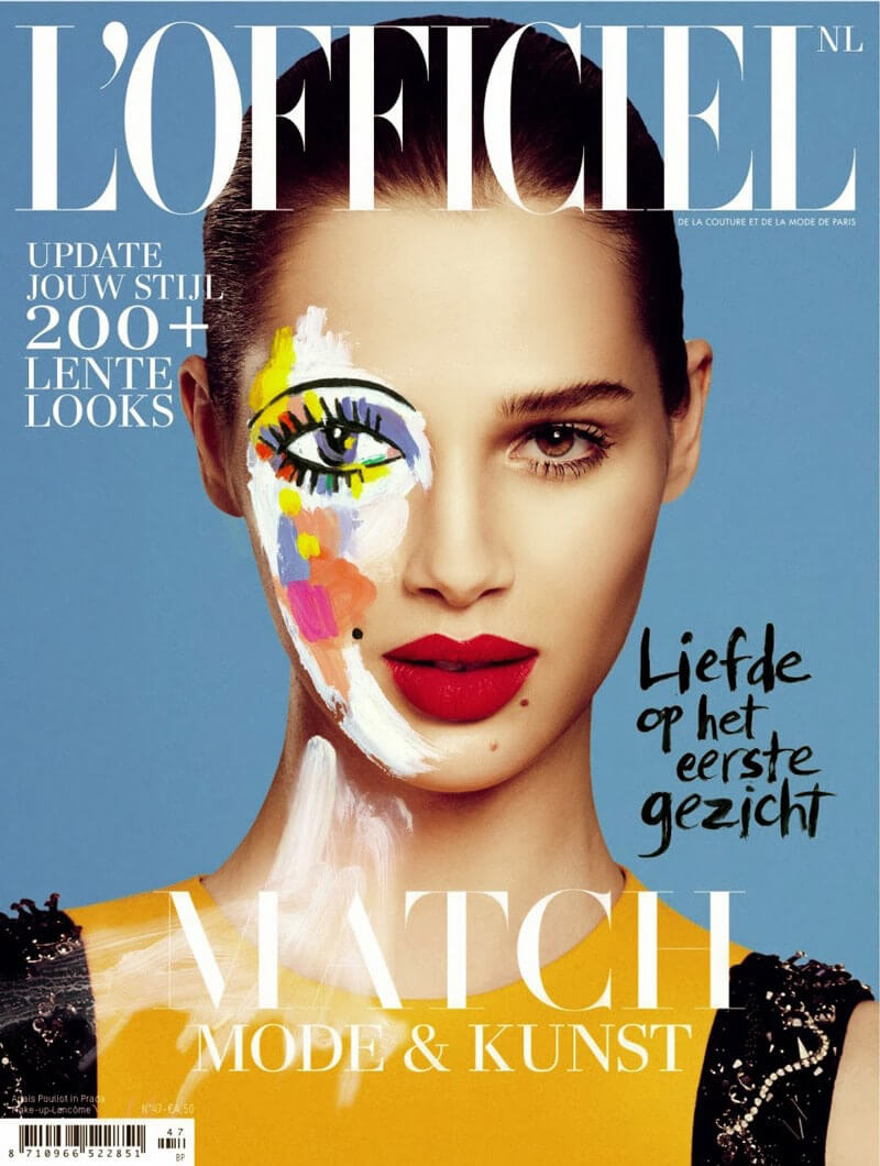 Magazine L'officiel n°47